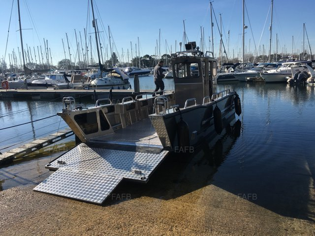 New Build 6.9m Landing Craft - picture 1