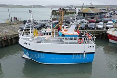 Latest Gary Mitchell design PB40 Crabber / Trawler - GRP new builds - PB40 - New Build - ID:91780