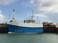 PB40 Vivier Crabber/Trawler - Gary Mitchell 12m design built by Padstow Boatyard - PB40 - New Build - ID:91780