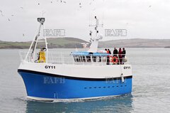 PB40 Crabber / Trawler - Gary Mitchell 11.95m design built by Padstow Boatyard - PB40 - New Build - ID:91780