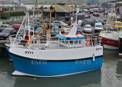 Custom design GRP new builds- PB40 Crabber / Trawler - Gary Mitchell - PB40 - New Build - ID:91780