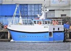 PB40 Crabber / Trawler - Gary Mitchell 11.95m new builds by Padstow Boatyard - PB40 - New Build - ID:91780