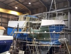 PB40 Vivier Potter/Trawler - Gary Mitchell 12m design built by Padstow Boatyard - PB40 - New Build - ID:91780