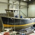 Vivier Potter / Trawler - Gary Mitchell design built by Padstow Boatyard - picture 7