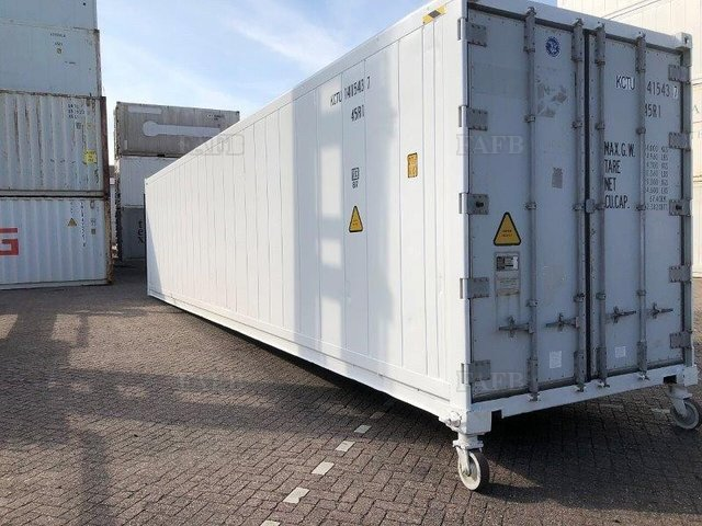 Refrigerated Containers - Refurbished and Serviced - picture 1