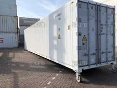 Refrigerated Containers - Refurbished and Serviced - ID:107787