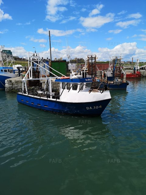 Steel trawler/ dredger - picture 1