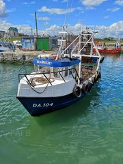 Steel trawler/ dredger - Sea Breeze / For Sale or Partner Ship  - ID:104793