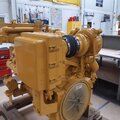 FULLY REBUILT CAT 3408C DITA MARINE ENGINE - picture 5