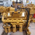 FULLY REBUILT CAT 3408C DITA MARINE ENGINE - picture 3
