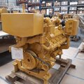 FULLY REBUILT CAT 3408C DITA MARINE ENGINE - picture 4