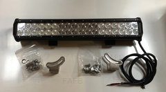 Aaa dual row cree led light bar Combo with 316 stainless brackets - ID:99848