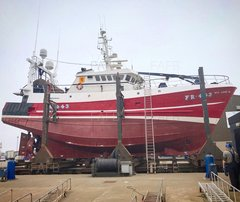 "French twin Rig Trawler - Mia Jane W ""FR443"" - ID:101872"