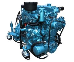 New Thornycroft TK-60 57hp Marine Diesel Engine Package - ID:115009