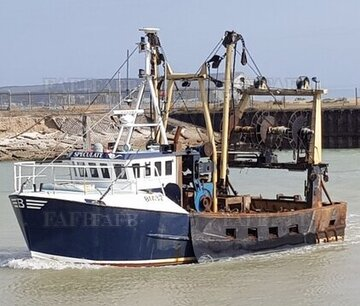 Twin rigger, 6 a side scalloper, Beamer - Speculate, Bickerstaff ,mk 2 14 mtr twin rig, Scalloper   poss px larger vessel - ID:112903
