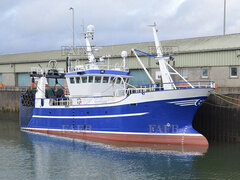Wet fish trawler - - - ID:116918