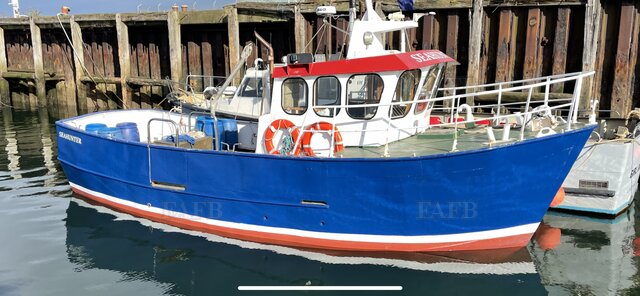Mackay boat builders Arbroath - picture 1