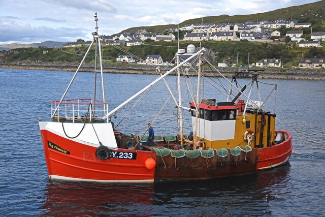 Wooden Trawler/scalloper - picture 1