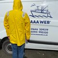 Aaa oilskins in stock . WWW. AAAWEB. CO. UK - picture 7