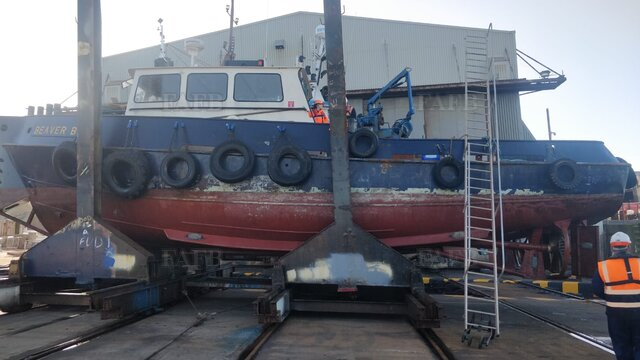 TUG Workboat - picture 1