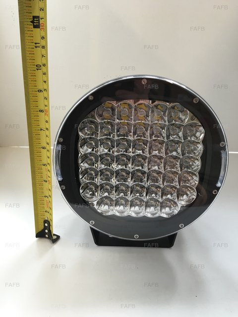 Aaa 225W CREE LED SPOT LIGHT 12-24V. All now with 316 stainless brackets - picture 1