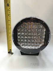 Aaa 225W CREE LED SPOT LIGHT 12-24V. All now with 316 stainless brackets - ID:81961