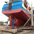 Steel trawler Built mecasoud France - picture 7