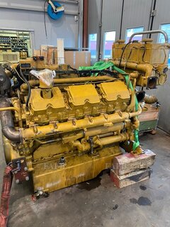 Used Caterpillar 3412 Marine engine, just taken out of the boat. - ID:116098